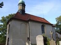 Kostel sv. Jana Nepomuckého v Tetíně