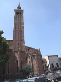 Kostel Svaté Anastazie ve Veroně