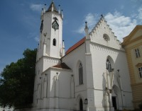 Kostel Povýšení sv. Kříže v Teplicích