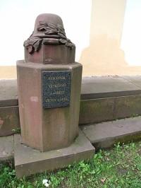 Pomník obětí válek v České Kamenici