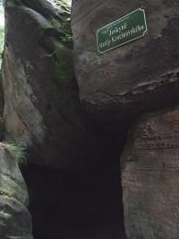 Jeskyně Matěje Krocínovského