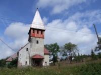 Evangelický kostel v Horní Blatné