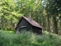 lovecká chata Včelín