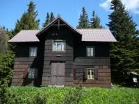 lovecká chata Hubertka