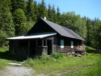 lovecká chata Česnačka