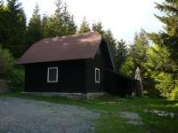 lovecká chata Labašky