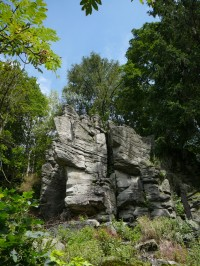 Horní mazácké skály
