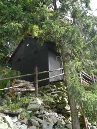 horolezecká chata Tatranka