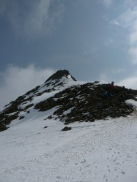 Ötztaler Wildspitze z Ventu přes chatu Breslauer