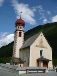 kostel sv. Jakuba Staršího ve Ventu
