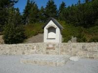 kaple svatého Floriána na Lysé hoře