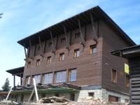 Bezručova chata na Lysé hoře