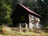 lovecká chata Gabrielka
