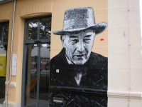 Rodný dům Roberta Musila v rakouském Klagenfurtu/Celovci