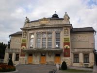 Městské divadlo v Klagenfurtu/Celovci