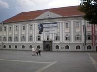 Radnice v Klagenfurtu/Celovci