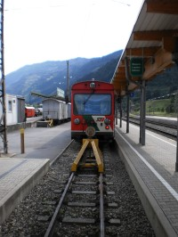 Nová trať do Německa