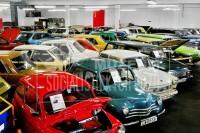 Muzeum socialistických vozů - Velké Hamry