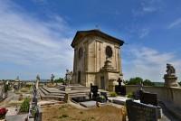 Střílky: Barokní hřbitov