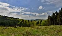 Vsetínské vrchy: Vsacký Cáb a Cábské jezírko