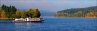 Projeďte se osobní motorovou lodí Lipno z Týna nad Vltavou.