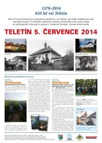 Informace Teletín 635