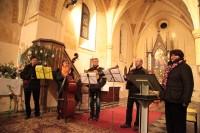 Tříkrálový výlet do středověku s folkovým koncertem