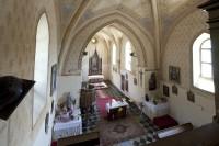 Interier kostelíku