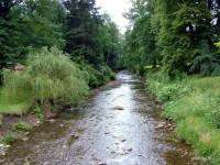 řeka Lomná
