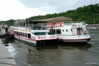Plavba po Vltavě na lodi Czech Boat - 1.6.2012