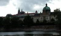 Plavba po Vltavě na lodi Czech Boat - 1.6.2012 - Strakova akademie