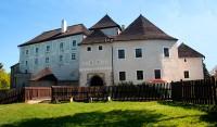 Starý hrad v Nových Hradech