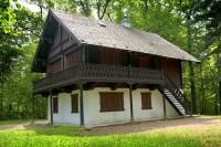 Terezino údolí - Švýcarská chata