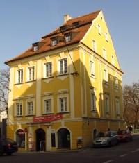 Taxbergerův dům - České Budějovice