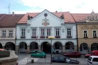 Radnice - Trhové Sviny