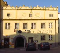 Zátkův dům v Českých Budějovicích