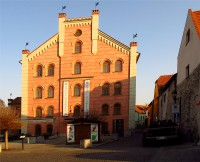 České Budějovice - Přední mlýn (Hotel Budweis)