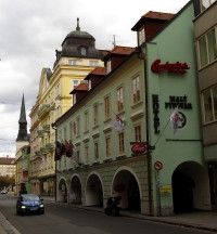 České Budějovice - Malý Pivovar