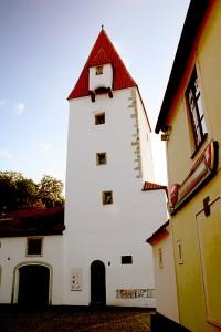 Rabštejnská věž - České Budějovice