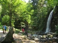Vodopád - Terezino údolí