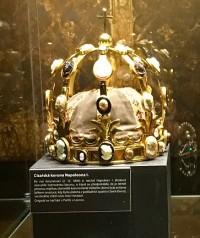 Korunovační klenoty v dějinách světa v Ostravském muzeu