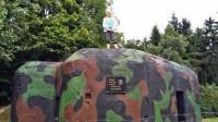 Návštěva vojenské tvrze Stachelberg u Žacléře