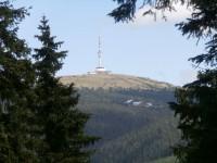 Na nejvyšší horu Moravy Praděd