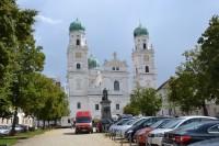 Dóm sv. Štěpána - Pasov