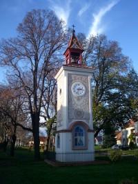 Uherský Ostroh - zvonice
