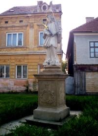 Uherský Ostroh - pomníky, kříže