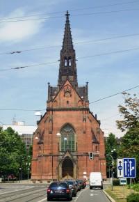 Brno - kostel J.A.Komenského