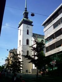 Brno - Kostel sv. Jakuba Staršího