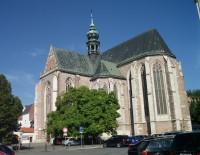 Brno - Bazilika Nanebevzetí Panny Marie a klášter cisterciaček