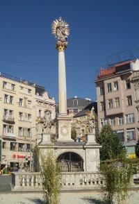 Brno - morový sloup